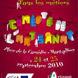 Comédie de l'Artisanat 23, 24 & 25 Septembre 2010
