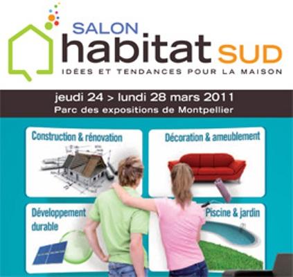Salon habitat sud dition 2011 a fleur de chaux for Salon habitat sud