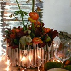 A Fleur de Chaux avec Bâtir au Féminin dans le Midi Libre du 17 11 11