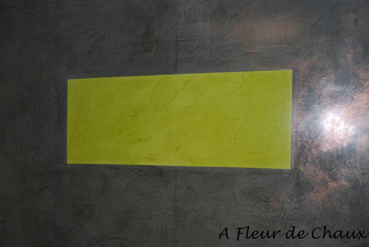 et pourquoi pas un mur en d cor a fleur de chaux. Black Bedroom Furniture Sets. Home Design Ideas