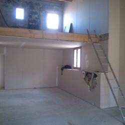 Rénovation d'un vieil appartement