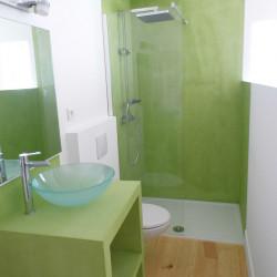 Rénovation mezzanine en chambre et salle de bains