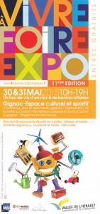 FOIRE EXPO DE GIGNAC 2015