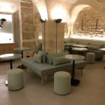 Sol en béton ciré, Hôtel à St Germain des Prés